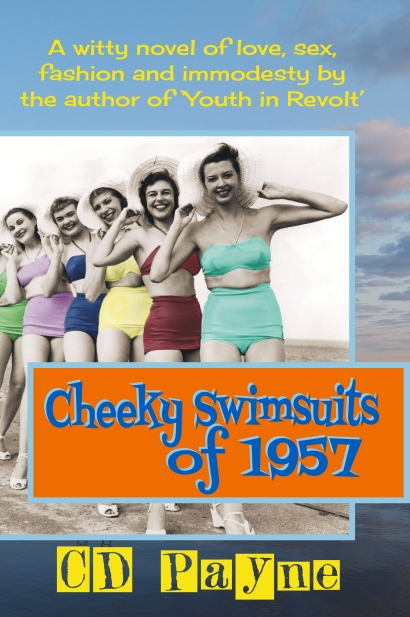 Cheeky Swimsuits cover